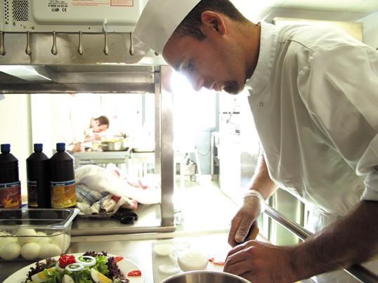 Comp tences principales mon chef de partie for Chef cuisinier emploi